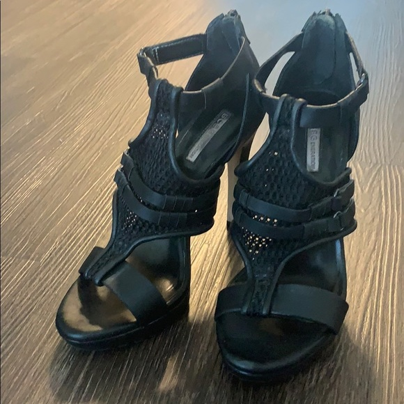 BCBGeneration black high heels
